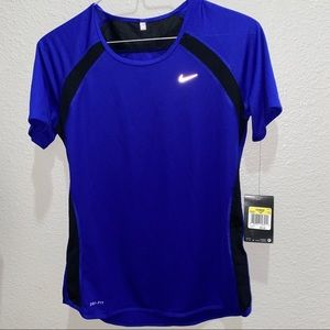 Nike Dri-Fit Running Shirt Women NWT